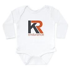 Funny Enduring Long Sleeve Infant Bodysuit