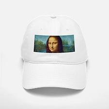 Da Vinci: Mona Lisa Baseball Baseball Baseball Cap