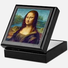 Da Vinci: Mona Lisa Keepsake Box