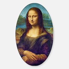 Da Vinci: Mona Lisa Decal