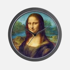 Da Vinci: Mona Lisa Wall Clock