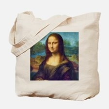 Da Vinci: Mona Lisa Tote Bag