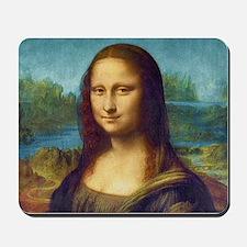 Da Vinci: Mona Lisa Mousepad