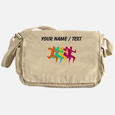 Custom Runners Messenger Bag
