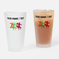 Custom Runners Drinking Glass