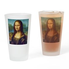 Da Vinci: Mona Lisa Drinking Glass