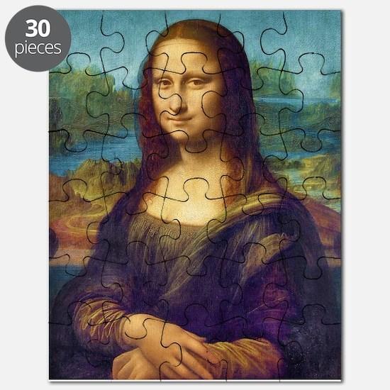 Da Vinci: Mona Lisa Puzzle