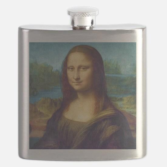 Da Vinci: Mona Lisa Flask