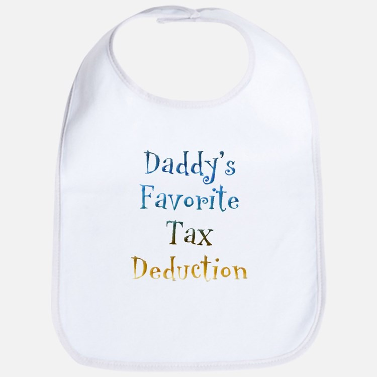 Daddy's Favorite Bib