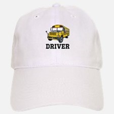 School Bus Driver Baseball Baseball Baseball Cap