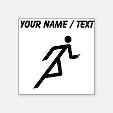 Custom Runner Sticker