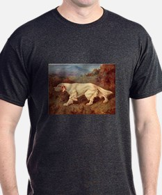 English Setter Watercolor T-Shirt
