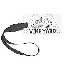 Cute Vineyard Luggage Tag