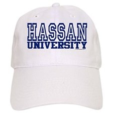 HASSAN University Baseball Cap