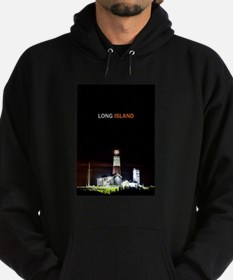 Long Island. Montauk Point Light. Hoodie