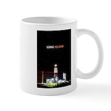 Long Island. Montauk Point Light. Mug