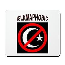 ISLAMAPHOBE Mousepad