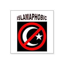 ISLAMAPHOBE Sticker