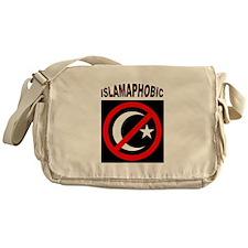 ISLAMAPHOBE Messenger Bag