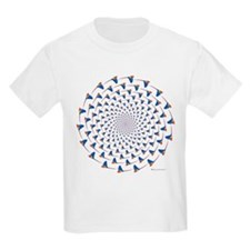 Scarlett Macaw Parrot T-Shirt