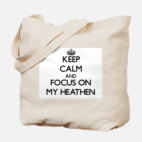 Funny Nonbeliever Tote Bag