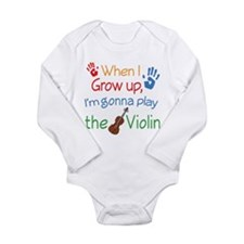 Future Violin Player Body Suit