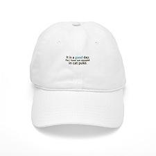 Cat Puke Baseball Cap