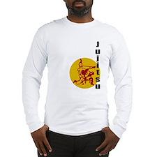 Jujitsu 02 Long Sleeve T-Shirt