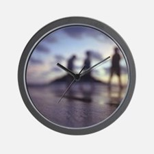 Funny Chillout Wall Clock