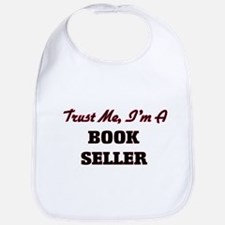 Cute Bookseller Bib