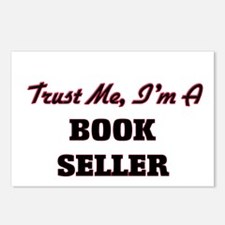 Cute Bookseller Postcards (Package of 8)