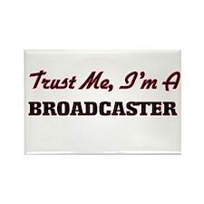 Trust me I'm a Broadcaster Magnets