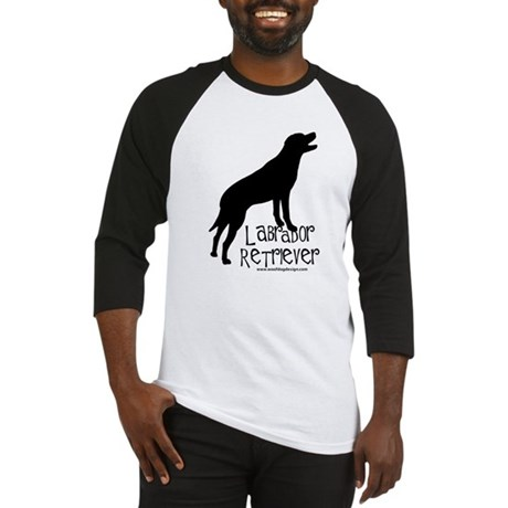 Labrador Retriever Baseball Jersey