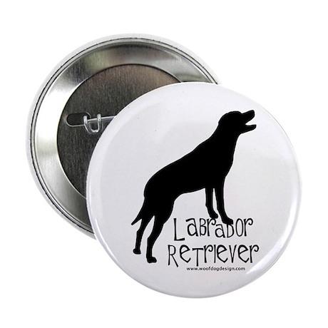 Labrador Retriever Button