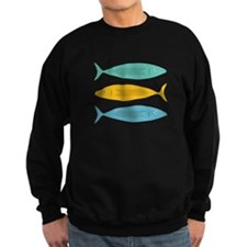 Stacked Fish Sweatshirt