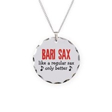 Bari Sax Necklace