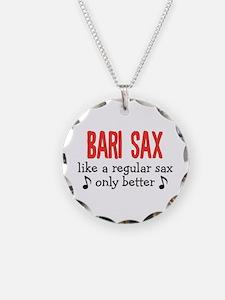 Bari Sax Necklace