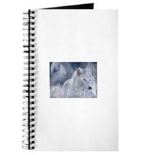 white spirit wolf Journal