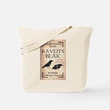 RAVEN'S BEAK Tote Bag