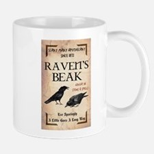 RAVEN'S BEAK Mug