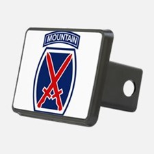 10th Mountain Division.psd Hitch Cover