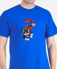 Atomic Mouse Mens T-Shirt
