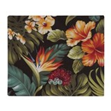 Tropical Fleece Blankets