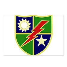 75th Ranger Regiment.png Postcards (Package of 8)
