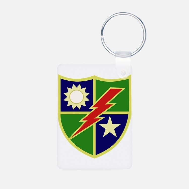 75th Ranger Regiment Keychains