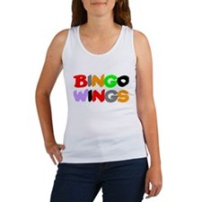 BINGO WINGS - Tank Top