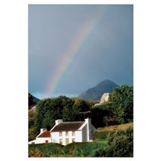 Sugarloaf Mountain, Glengarriff, Co Cork, Ireland Canvas Art