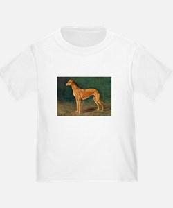 Greyhound Watercolor T