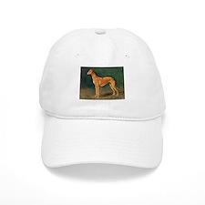 Greyhound Watercolor Baseball Cap