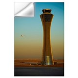 Air traffic control pop art Wall Decals